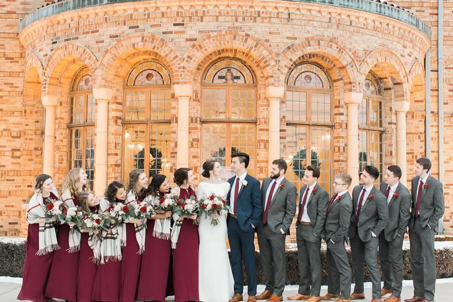Tips for Planning a Winter Wedding